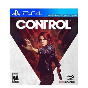 control oyun game ps4