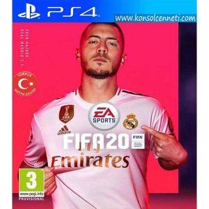 fifa 2020 türkçe ps4