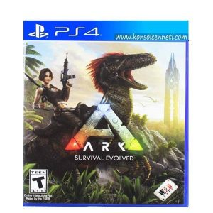 arksurvival ps4
