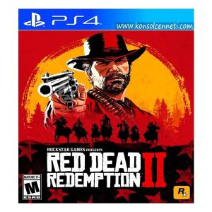 red dead redempion 2 ps4