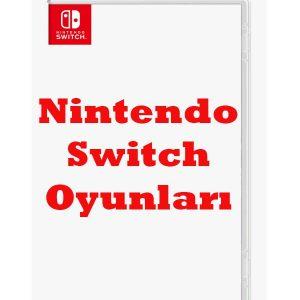 Nintendo Switch oyunları