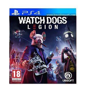 watchdogs legıon