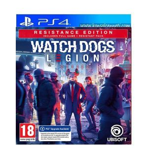 WATCH DOGS RESISTANCE